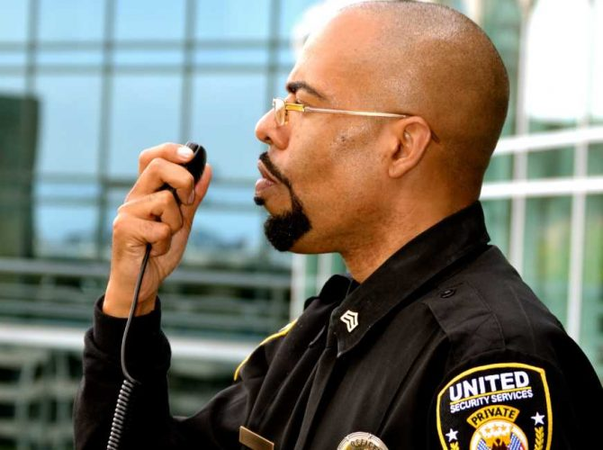 Armed Security Guards Patrol Services California