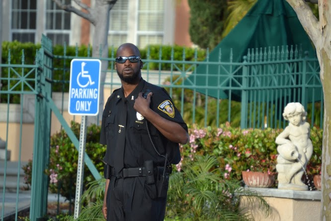 Firewatch Security Services California