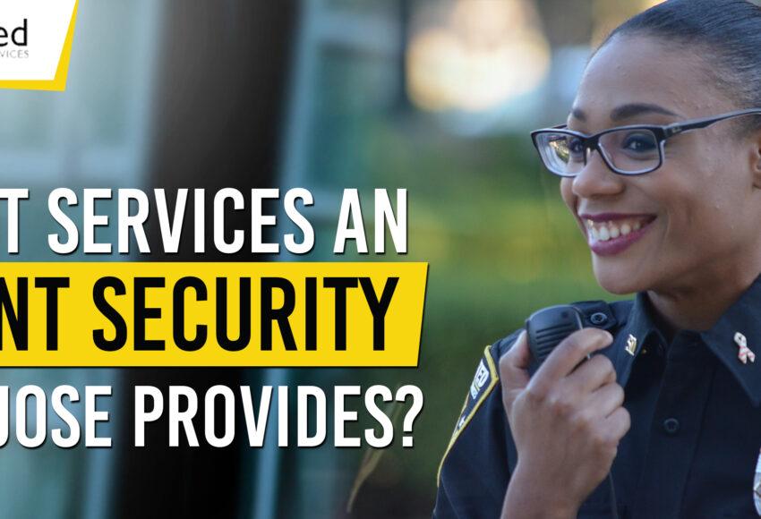 Event Security San Jose